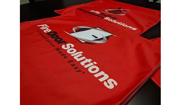 Table Runners for Fire Door Solutions in Stilwell, Kansas