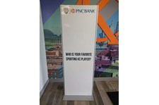 Magnetic Dry-Erase Display for Paragon Marketing Group