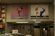 SEG Fabric Graphics for Scheels in Overland Park, KS