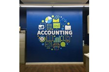 Wall Graphics for IST in Kansas City, MO
