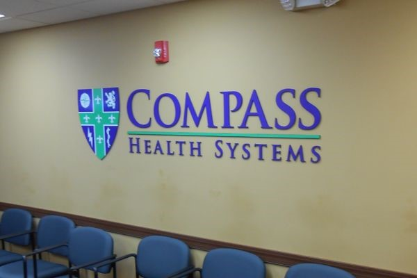 - Image360-Lauderhill-FL-Dimensional-Signage-Healthcare-Compass