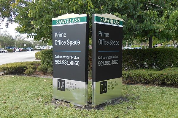 - Image360-Lauderhill - Post and Panel Signage