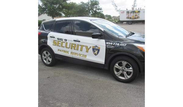 Police Vehicle Graphics i360 Lauderhill