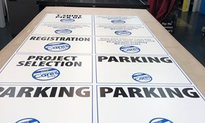 Convention & Exhibit Signs