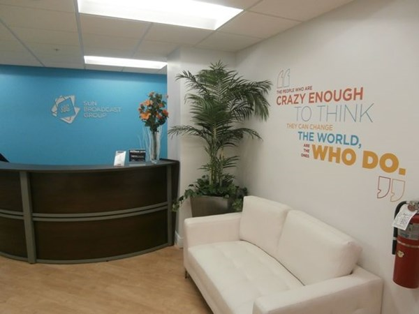 Interior Signage, Graphics, & Displays