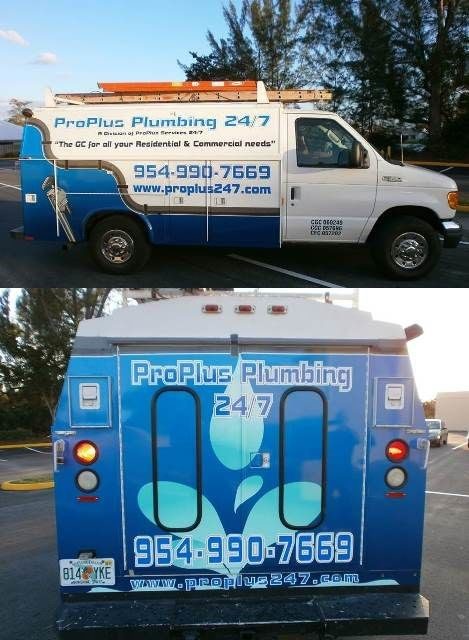 Vehicle Wraps and Decals