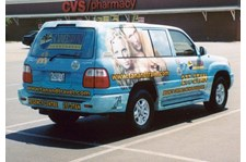 - Image360-Lexington-KY-Full-Vehicle-Wrap-Tan-Travel