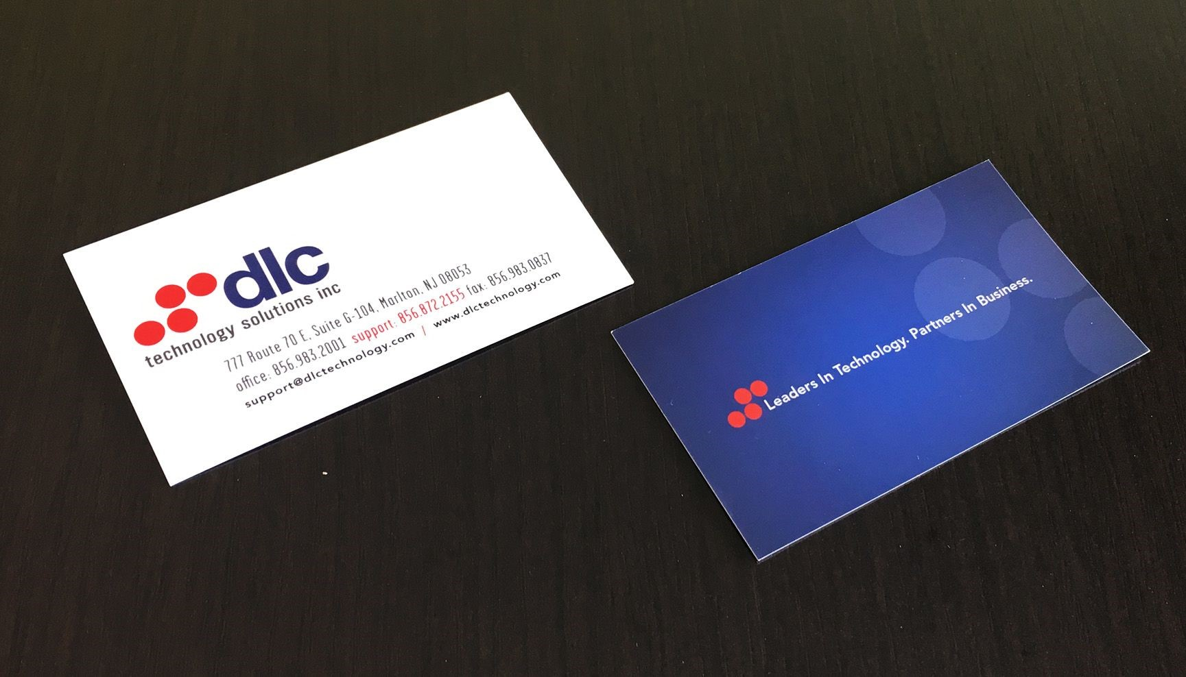 Business Cards & Stationary