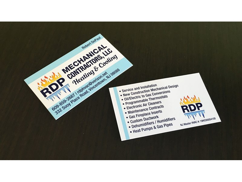 Business Cards | Image360 Marlton