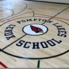 New Jersey Floor Graphics with a Hardwood Shine