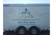 Peter Ferrandino Group - Trailer Lettering Marlton, NJ