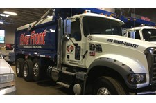 Riverfront Landclearing - Dump Truck Vinyl Vehicle Graphics in Marlton, NJ