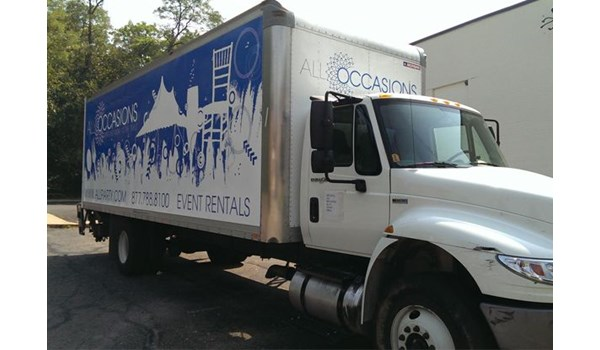 - Image360-Pittsburgh West Partial Vehicle Wraps Event Services