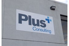 Building Signage - Plus Consulting