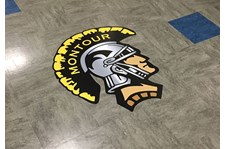Floor Graphics - Education