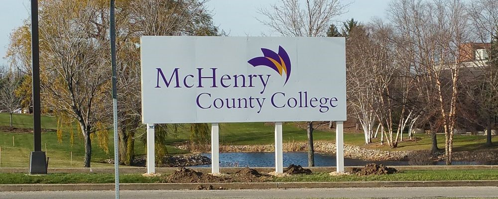 Image360-South-Elgin-IL-Post-Panel-Signage-Education-McHenry-County-College