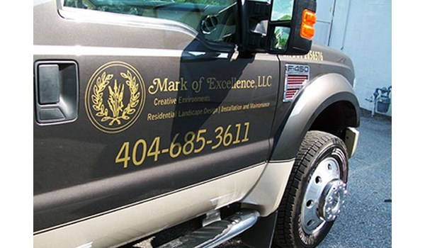 - Image360-Tucker-GA-vehicle-lettering-Mark of Excellence