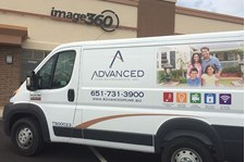 - Image360-Woodbury-PartialVehicleWrap-PropertyManagement