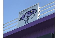 Architectural Stadium Signage North Canyon High School