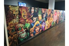Wall Mural Design Works Gaming