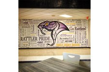 Wall Graphics Signage North Canyon High School