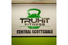 Wall Graphic for TruHit Central Scottsdale