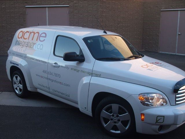 Vehicle Graphics and Vehicle Decals