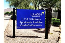 Post and Panel Map for Camden Apartments Scottsdale AZ