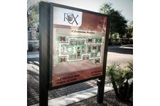 Post and Panel Map for Red Rox Apartments Phoenix AZ