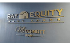 Architectural Interior Sign Bay Equity