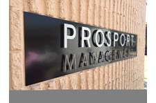 Exterior Sign for Prosport Management is Scottsdale, AZ