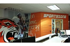 Wall Wrap For Fitness rochester ny