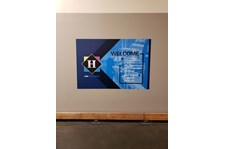 wayfinding sign for manufacturing rochester ny