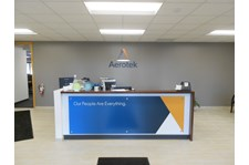 lobby signage for manufacturing rochester ny