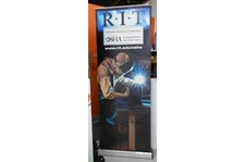 retractable banner for manufacturing rochester ny