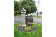 Monument Sign For Property Management rochseter ny