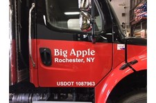 Vehicle Graphics For Transportation rochester ny