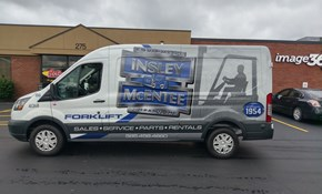 Vehicle Graphics, Letters & Wrap Applications