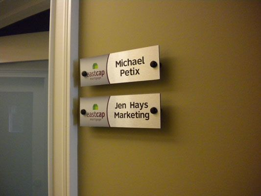 Custom Engraved Badges And Name Plates Image360 Rochester
