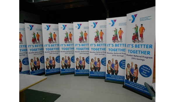 Retractable Banners Pop Up And Stands