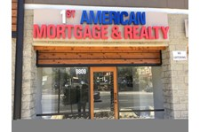 Outdoor Channel Letters for American Mortgage and Realty in Miramar, CA