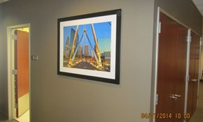 Wall-Mount Frames