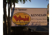 Banner for Bojangles in Kennesaw GA