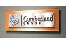 Cumberland Group Lobby Sign
