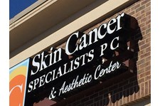 Outdoor channel letter sign @SkinCancerSpecialists