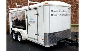 Disaster Relief Team Trailer