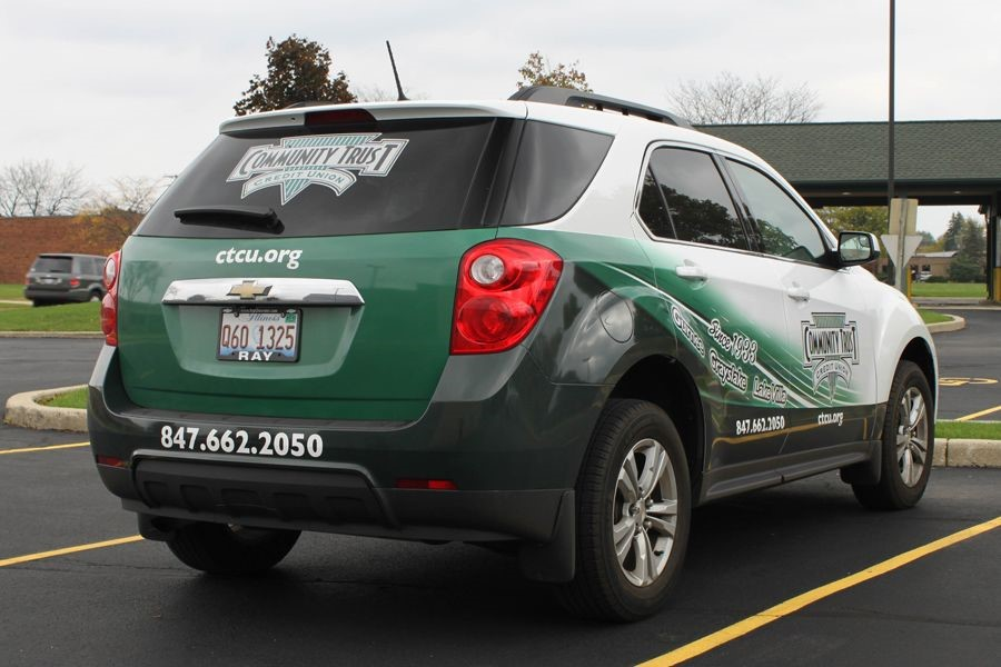 SUV_Wrap_Credit_Union_Gurnee
