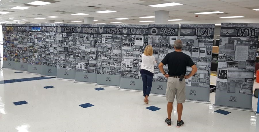 Warren Township High School 100th Anniversary Project