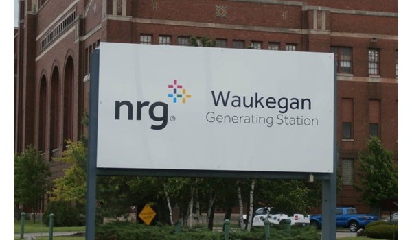 New face for rebranding at power plant in Waukegan