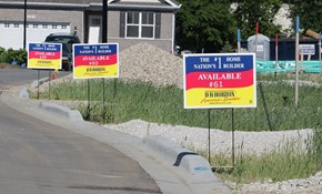 Bandit, Political & Commercial Yard Signs